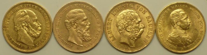 20 марок золото германия цена серебряная монета фаберже