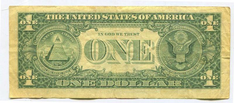 1 доллар 1988 года цена бумажный стоимость купить монеты в подарок