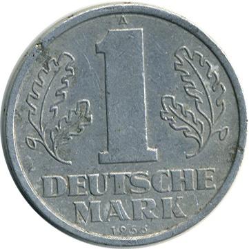 1 дойчмарка монета 5 латов 1931 года