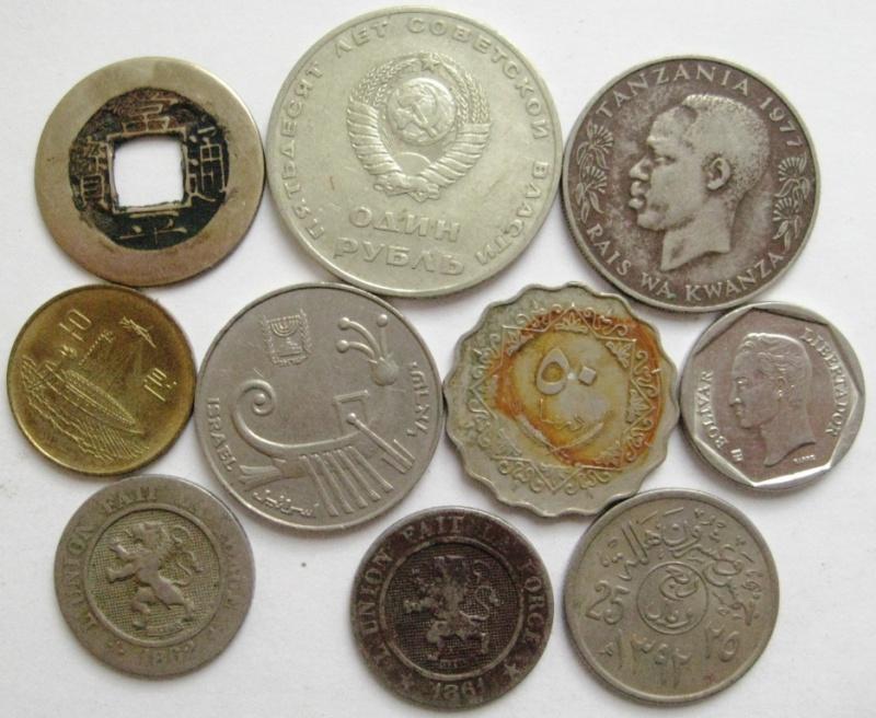 Наборы монет мира разновидности монеты 5 рублей